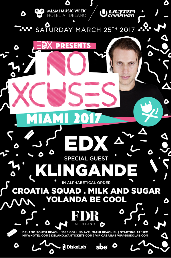 EDXFull-Lineup