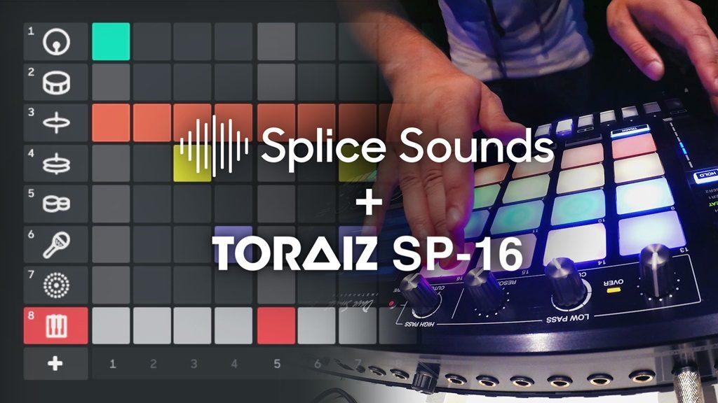 splice-Toraiz SP-16