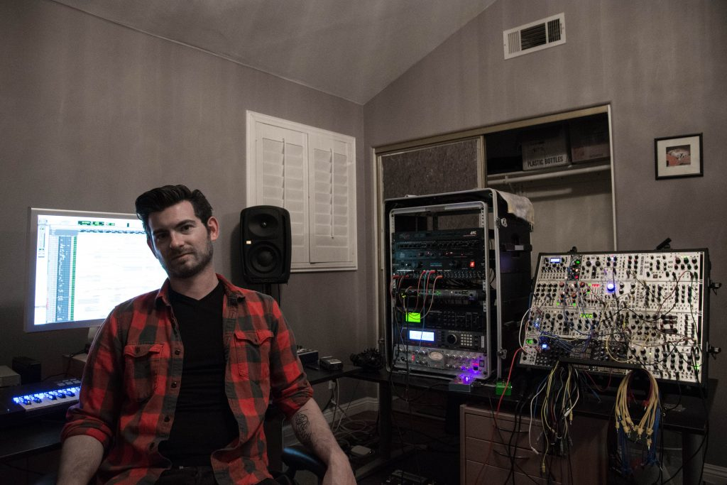 Matt Lange Studio Interview 3