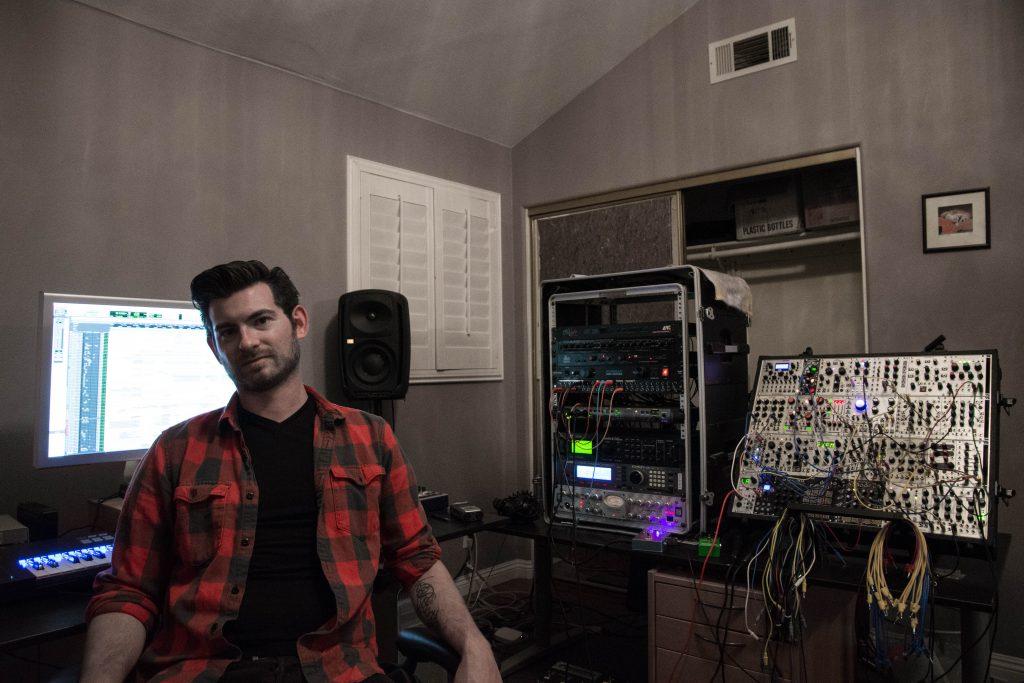 Matt Lange Studio Interview 3