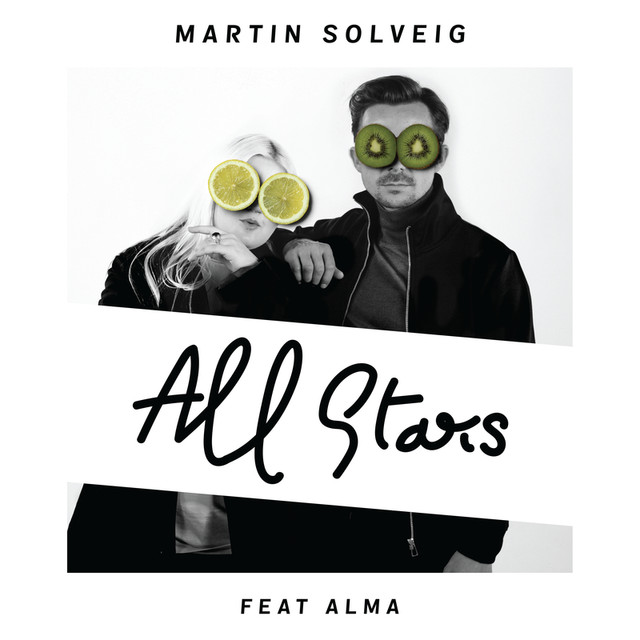 martin solveig all stars