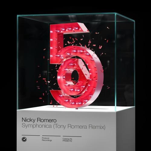 nicky romero symphonica tony romera remix