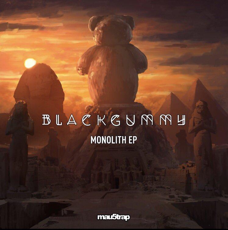 BlackGummy Monolith EP