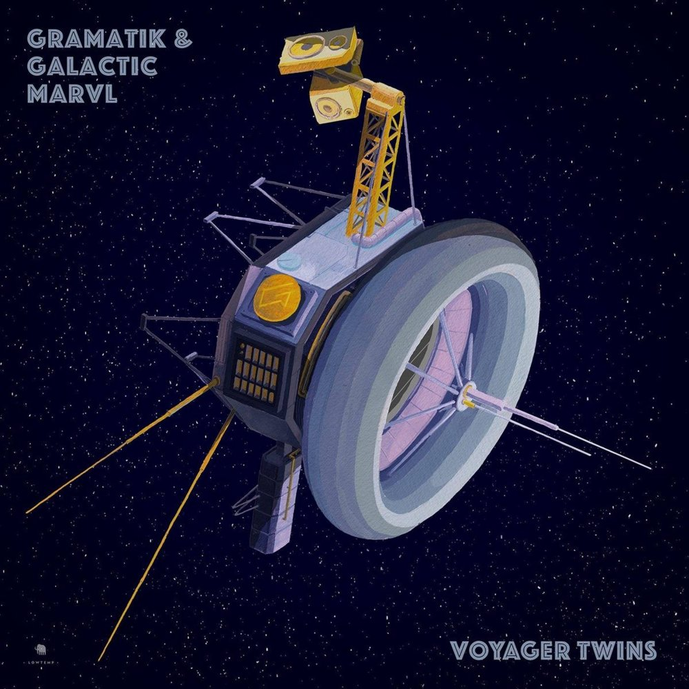 Gramatik Voyager Twins