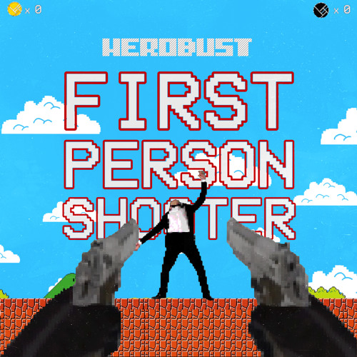 herobust - first person shooter