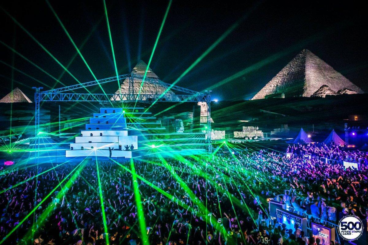fsoe 500 pyramid gizeh aly & fila