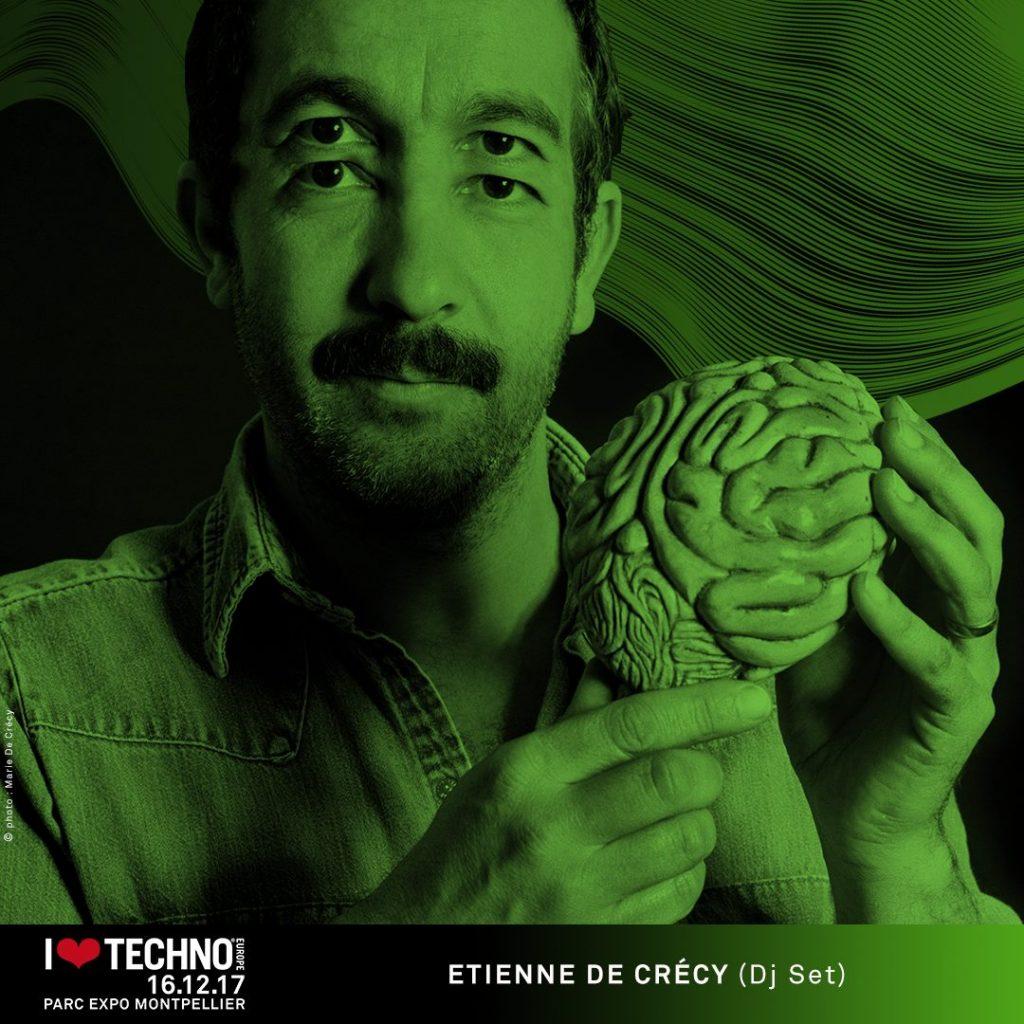 Etienne De Crécy ILT