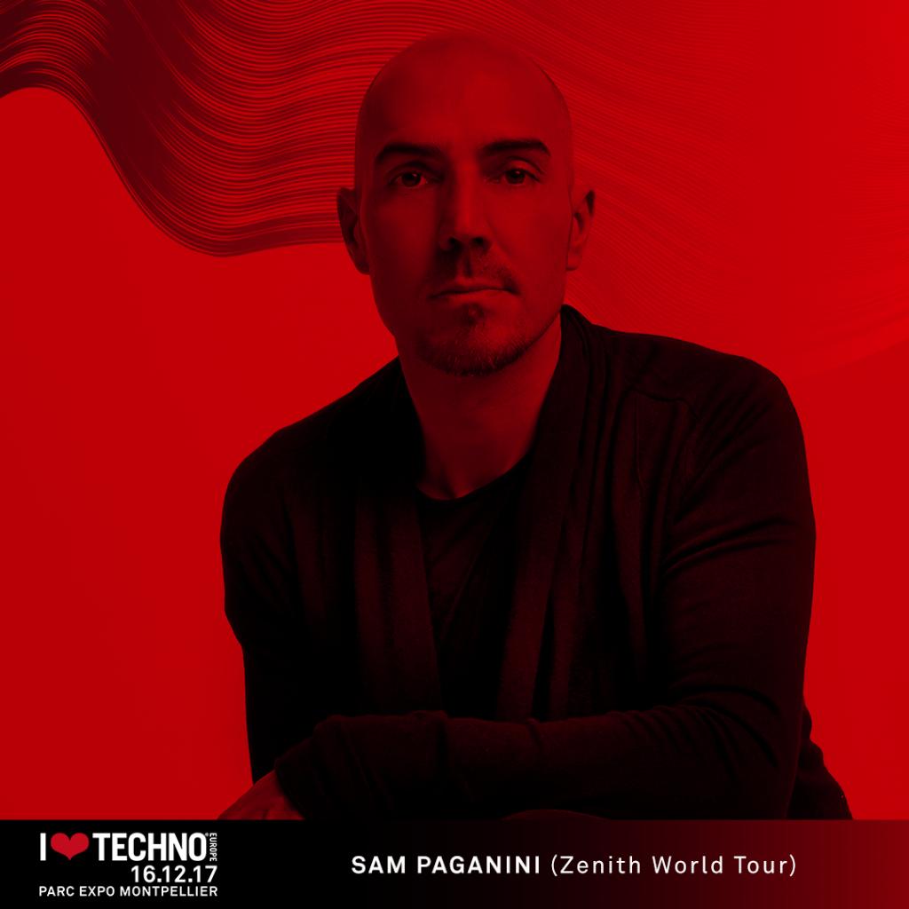 Sam Paganini ILT