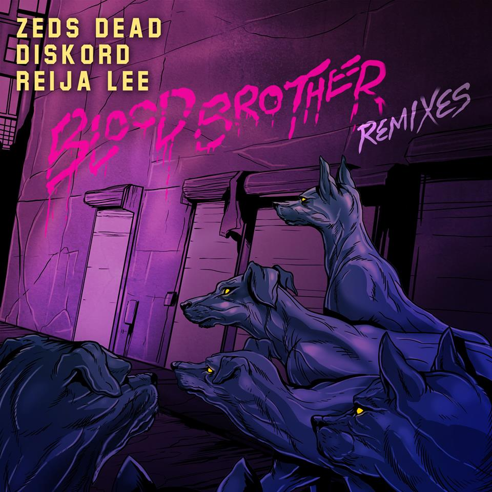 zeds dead blood brother