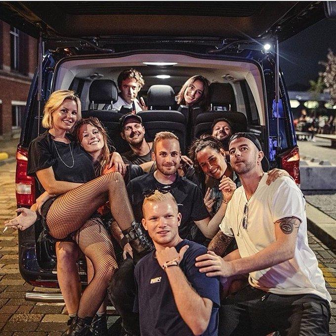 Techno Van