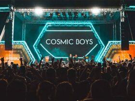 Cosmic Boys ep