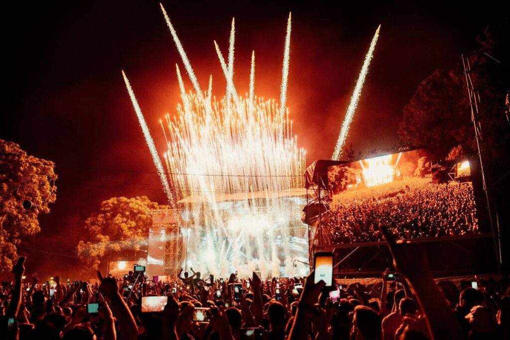 Exit Festival Guetta