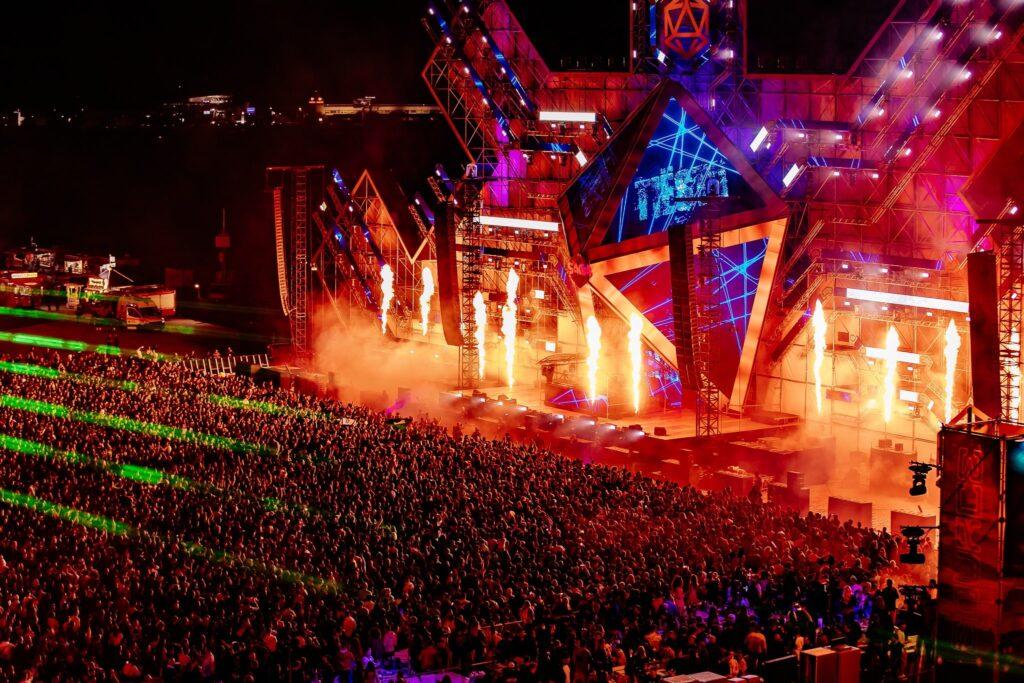 Saga Festival Source Stage