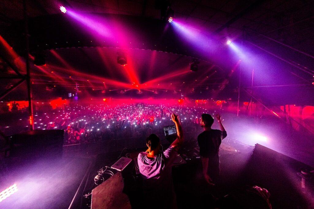 Saga Festival Switch Stage